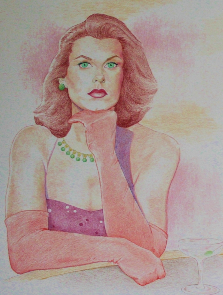 Elizabeth Montgomery by bigd4787